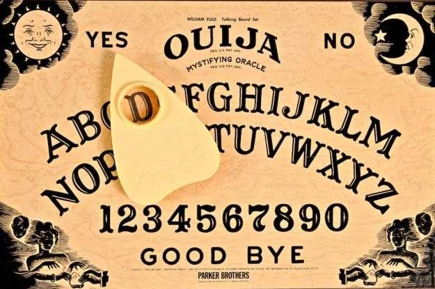 Tavola Ouija come si usa