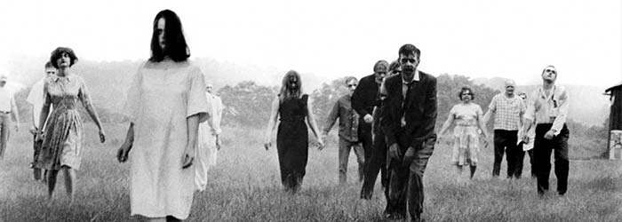 La notte dei morti viventi - I 10 Film Horror più Belli