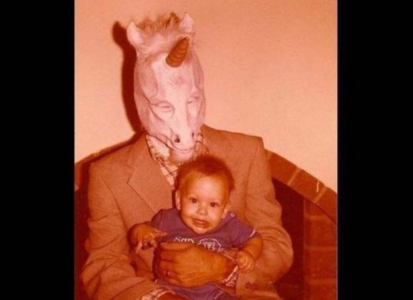 Costumi vintage di halloween