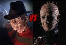 Freddy Krueger vs Pinhead
