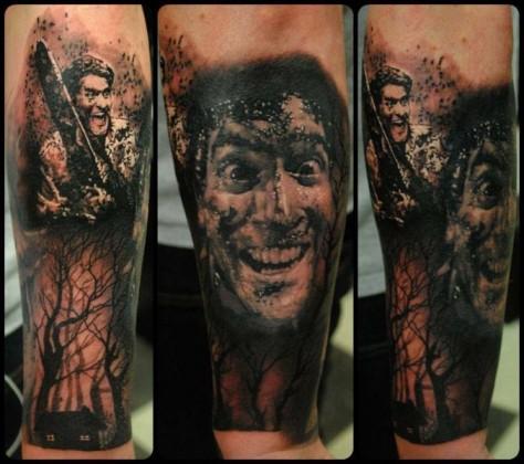 La casa tattoo