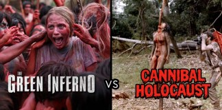 The Green Inferno vs Cannibal Holocaust