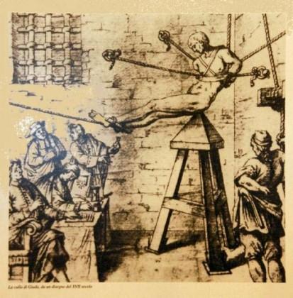 11 Culla di Giuda- Torture medioevali
