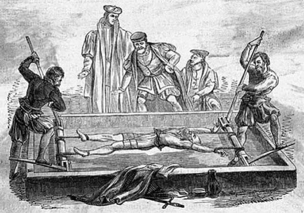 4 La Tavola - Torture medioevali