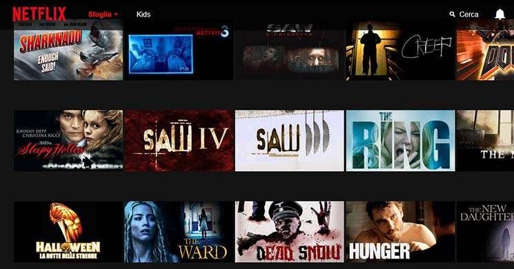 Netflix horror