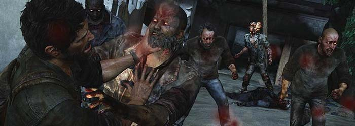 THE LAST OF US - Giochi di zombie