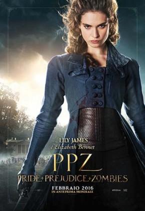 Orgoglio e pregiudizio e zombies - Lily-James