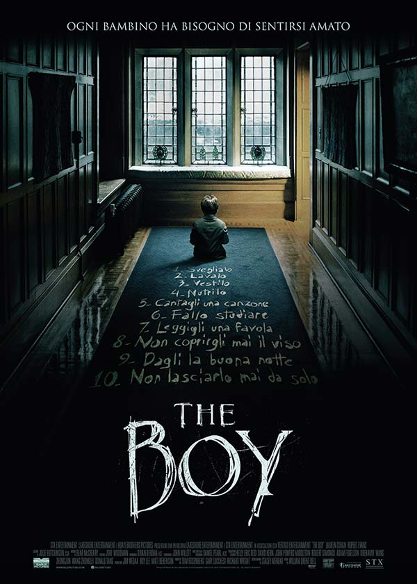 The Boy locandina