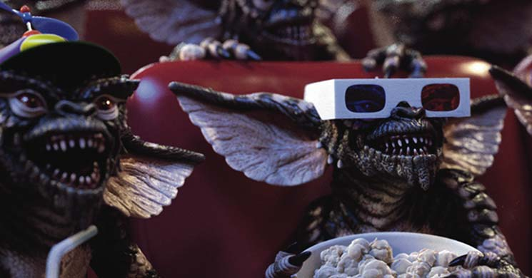 Gremlins - Film Horror in TV