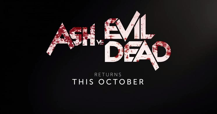 Ash vs Evil Dead seconda stagione trailer