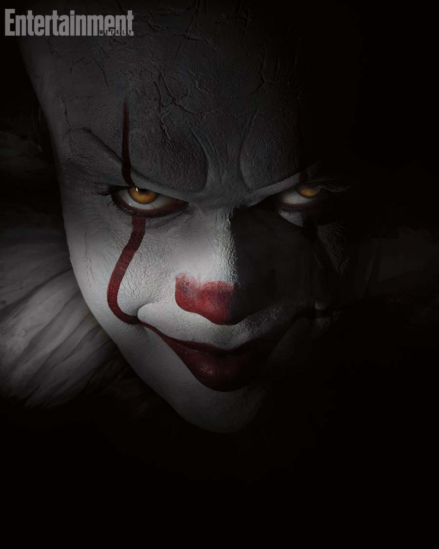 IT Pennywise immagine ufficiale