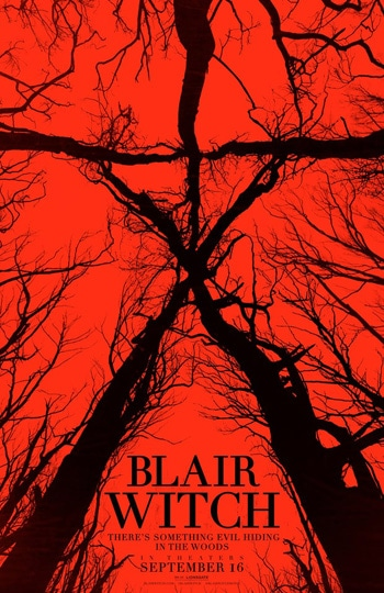 Locandina Blair Witch