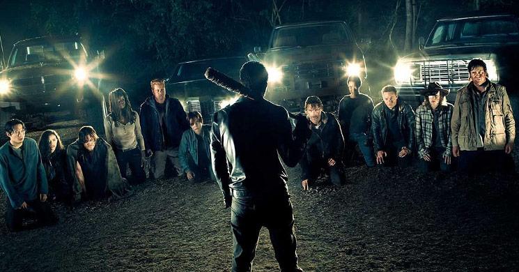 The Walking Dead settima stagione