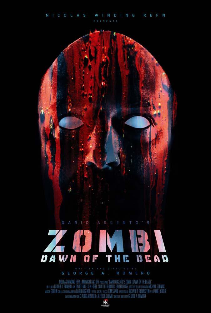Nicolas Winding Refn Zombi 4k poster