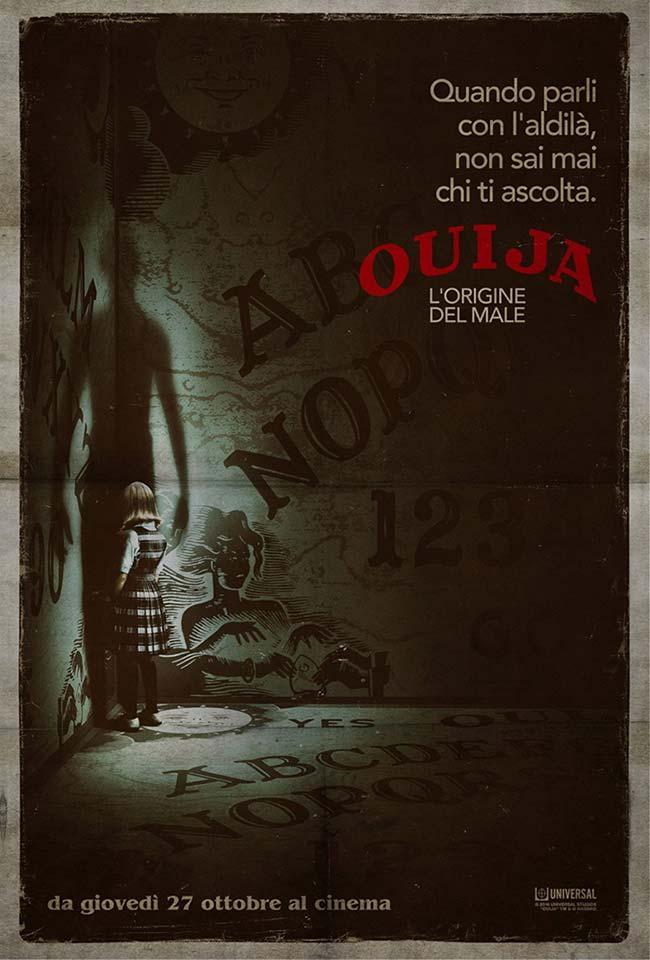 Ouija 2- le origini del male - Poster
