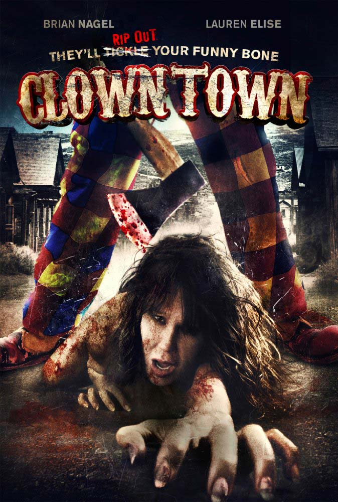 Clowtown poster