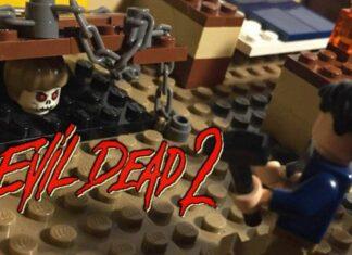 Evil Dead 2 Lego