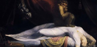 Paralisi del sonno paranormale