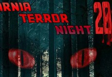 Narnia Terrore Night 2016