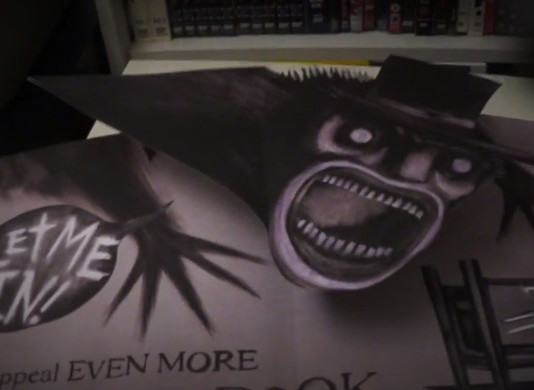 Mister Babadook, il libro pop up versione Limited Edition - Unboxing