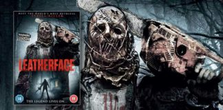 Leatherface fake falso