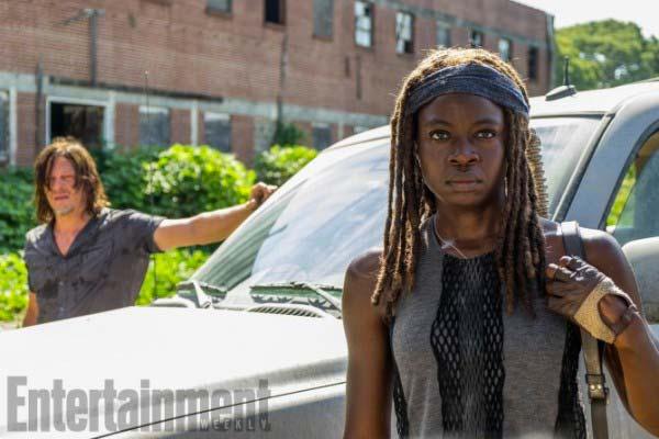The Walking Dead 7 - nuove immagini