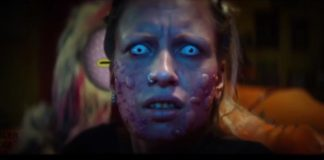 Kuso film horror Flying Lotus
