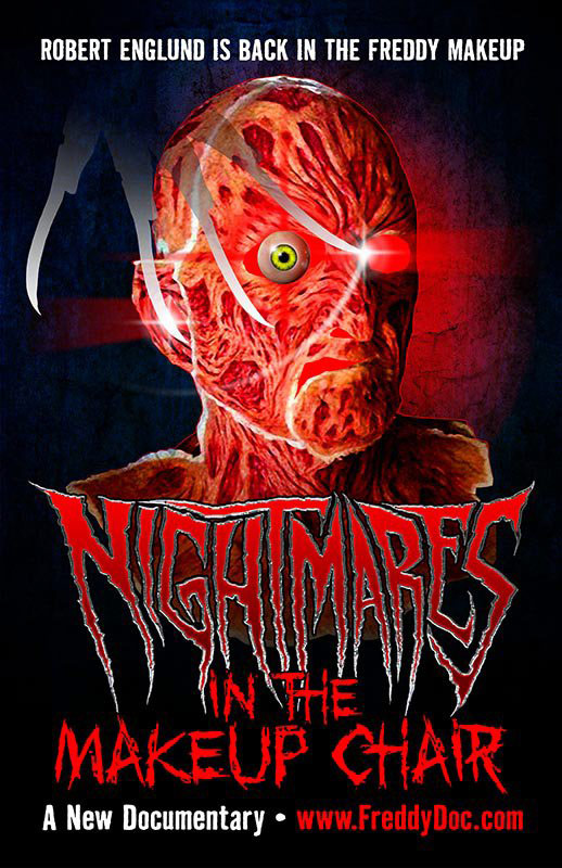 Nightmares in the Makeup Chair - Poster