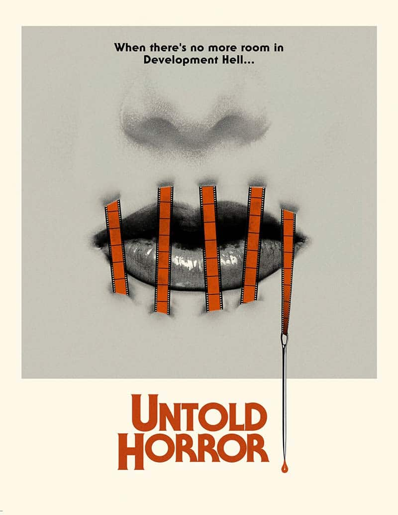 Untold Horror Poster