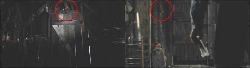 Guanto di Freddy Krueger in Evil Dead