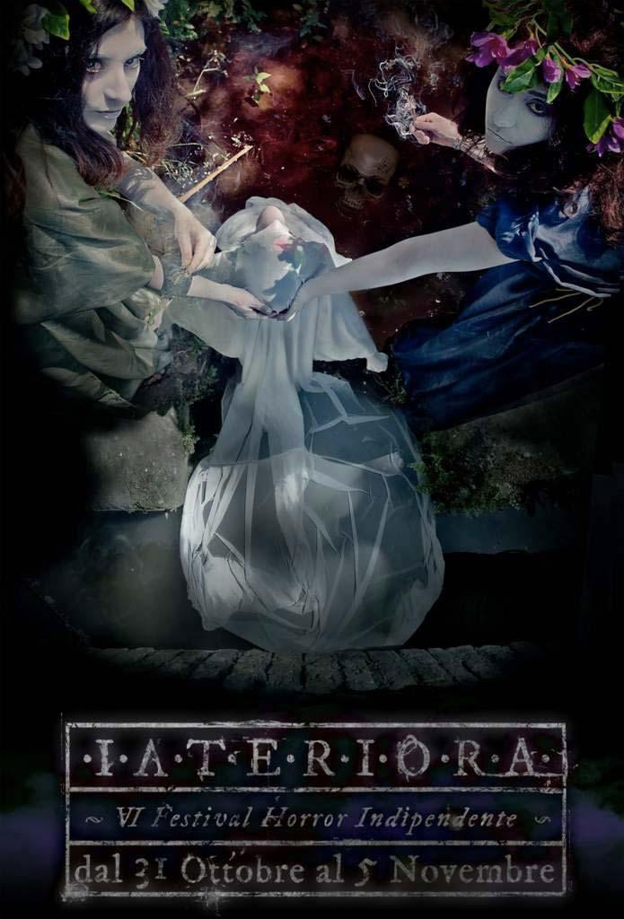 Interiora Horror Festival - Poster