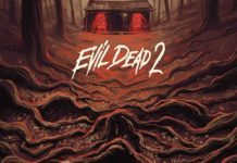 Evil Dead Soundtrack unboxing waxwork