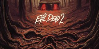 Evil Dead Soundtrack unboxing waxwork