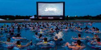 Jaws on the water - Lo Squalo sull'acqua