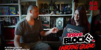 Horror Block Unboxing Italia