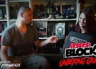Horror Block Unboxing Italia