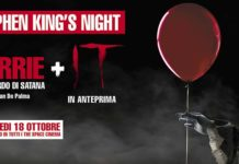 Maratona Stephen King: Carrie e il nuovo It al The Space Cinema