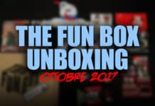 The Fun Box Unboxing ottobre 2017
