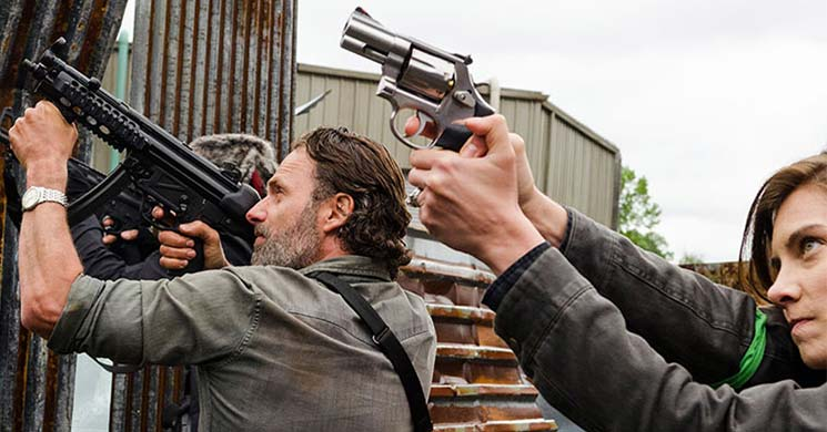 The Walking Dead 8x01 recensione