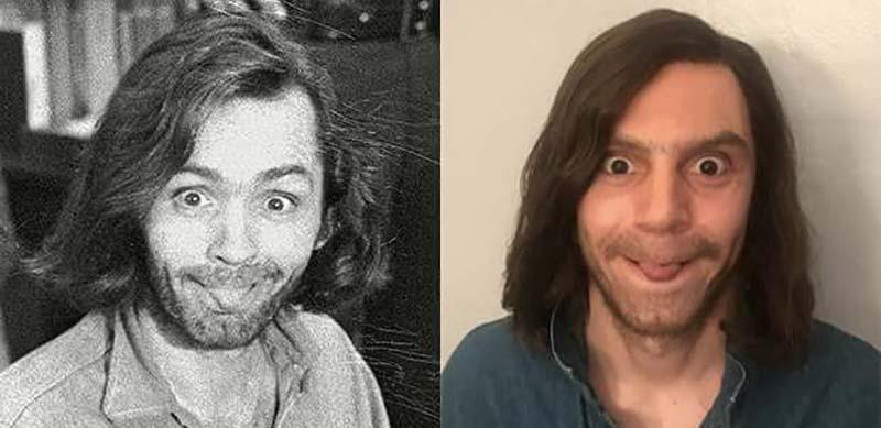 Charles Manson vs Peter Evans