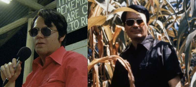 Jim Jones vs Evan Peters