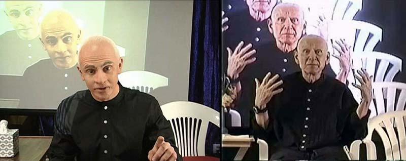 Marshall Applewhite vs Evan Peters