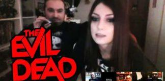 Evil Dead live youtube