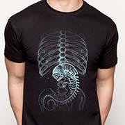 Pampling Alien t-shirt
