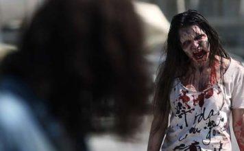 short horror movie zombie