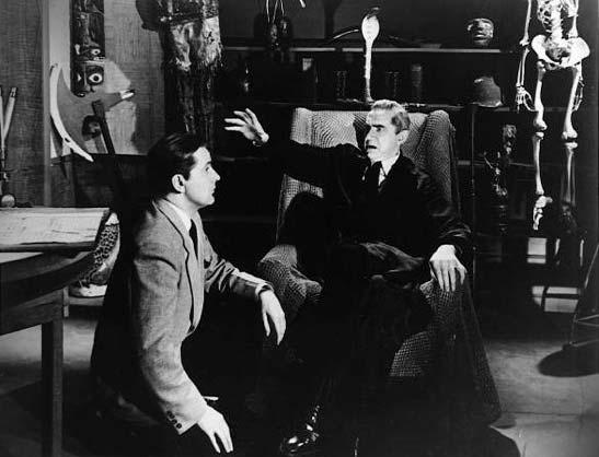 Ed Wood e Bela Lugosi