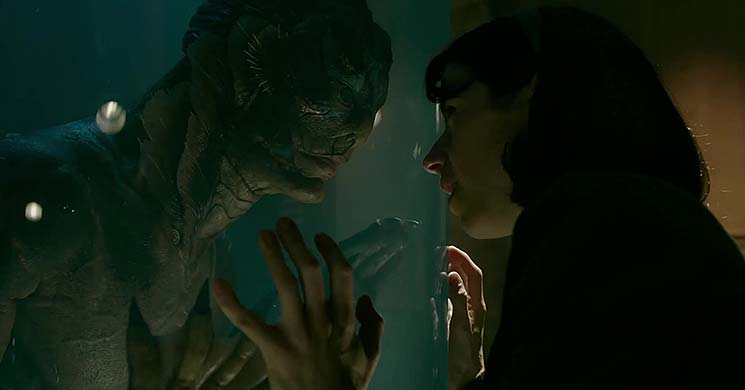 The Shape of Water - Recensione