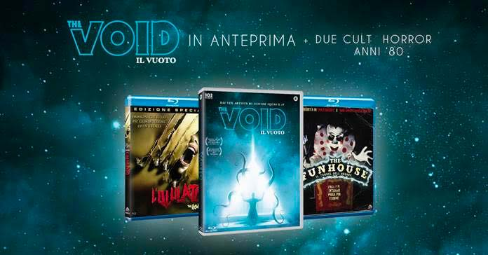 the void dvd blu-ray