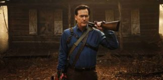 Ash vs Evil Dead cancellato Bryan Edward Hill