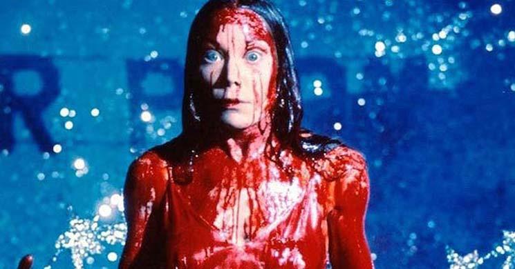 Carrie lo sguardo di satana